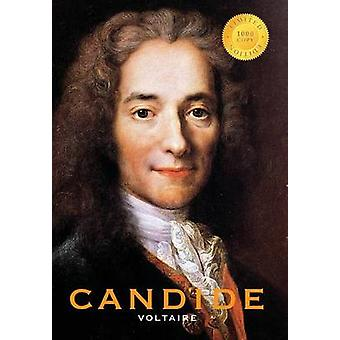 Candide Annotated 1000 Copy Limited Edition by Voltaire