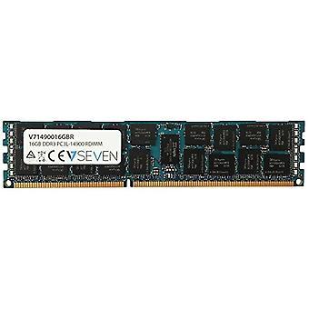 V7 V71490016GBR V7 16GB DDR3 PC3_14900 1866MHZ REG Memory module V71490016GBR