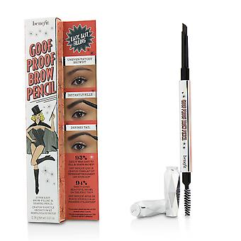 Goof proof brow pencil # 6 (deep) 210393 0.34g/0.01oz
