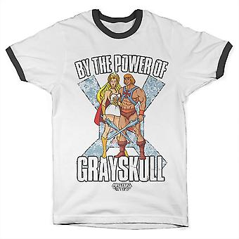 Men's Masters of the Universe 'By The Power Of Greyskull' T-Shirt