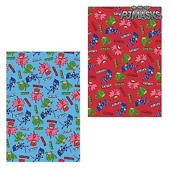 Fleece Blanket PJ Masks 73358 (120 x 160 cm)