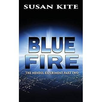 Blue Fire by Kite & Susan
