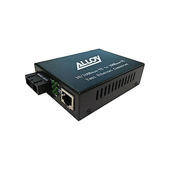 Alloy Ac100 Series Fx Multimode Fibre Sfp Converter