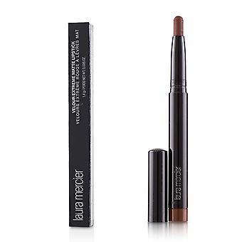Laura Mercier Velour Extreme Matte Lipstick - # Rock (dark Chocolate) - 1.4g/0.035oz