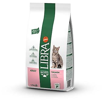 Libra Cat Adult Salmon and Rice (Cats , Cat Food , Dry Food)