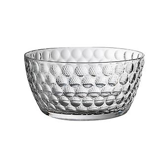 Mario Luca Giusti Lente Small Salad Bowl Clear