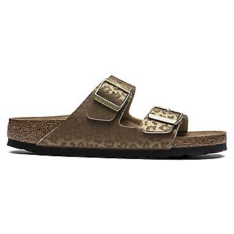 Birkenstock Arizona sandalias marrones