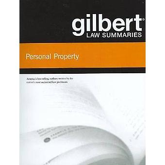 Gilbert Law Résumés sur les biens personnels (8e édition révisée) par G