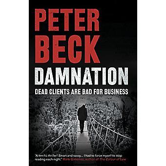 Damnation de Peter Beck - 9781786074584 Livre