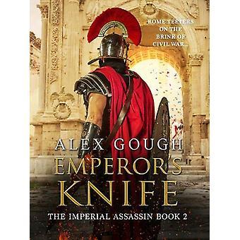 Emperor's Knife by Alex Gough - 9781788638296 Book