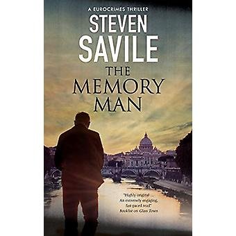 The Memory Man by Steven Savile - 9781847519658 Book