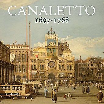 Canaletto 1697-1768 by Bozena Anna Kowalczyk - 9788836639328 Book