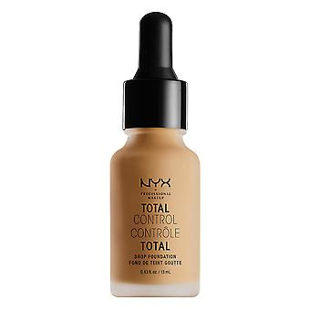 NYX PROF. make-up totale controle drop Foundation-gouden 13ml