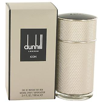 دانهيل أيقونة Eau De Parfum Spray بواسطة ألفريد دانهيل 3.4 أوقية Eau De Parfum Spray