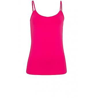 Olsen Paradise Pink Vest Top