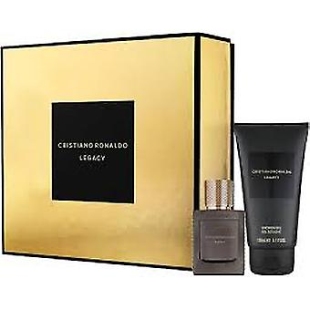 Cristiano Ronaldo Legacy Gift Set 30ml EDT + 150ml Shower Gel