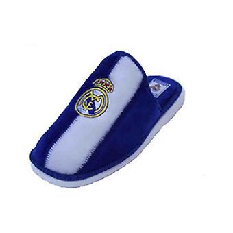 Pokojové pantofle Real Madrid Andinas 790-90 Modrá Bílá/35
