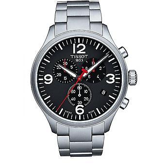 Tissot T063.617.11.057.00 Zilver 45mm Stainless Steel Men's Horloge