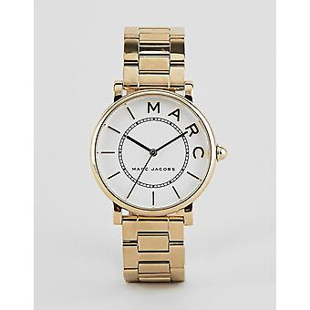 Marc Jacobs MJ3522 Unisex Analog Japanese-Quartz Watch with Stainless-Steel Strap