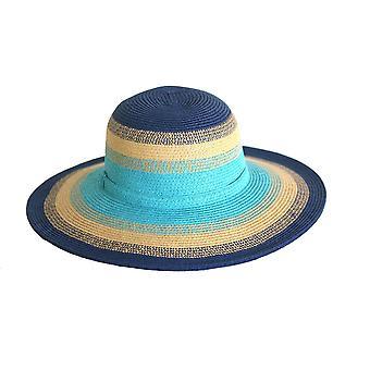 Jacaru 1822 bright wide brim hat