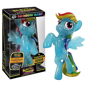 My Little Pony Glitter Rainbow Dash Hikari