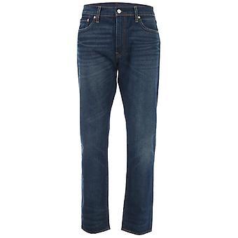 Men's Levis 502 Taper Jeans in Blau