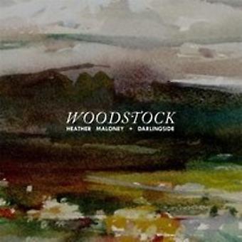 Heather Maloney & Darlingside - Woodstock [CD] USA import