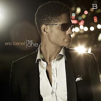 Eric Benet - One [CD] USA import