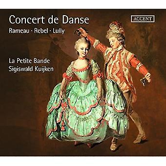 Rameau / Crook - Concert De Danse [CD] USA tuonti