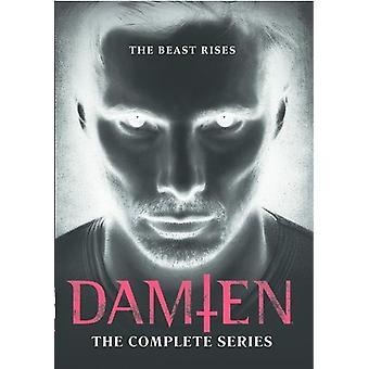 Damien [DVD] USA importeren