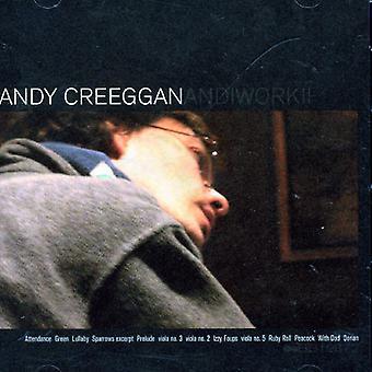Andy Creeggan - Andiwork 2 [CD] USA import