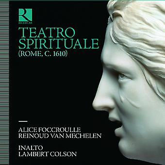 Teatro Spirituale [CD] USA import