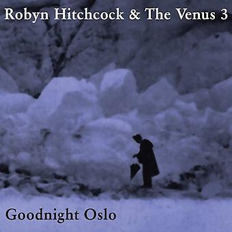 Robyn Hitchcock - Goodnight Oslo [CD] USA import