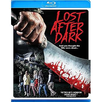 Lost After Dark [Blu-ray] USA import