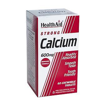 الكالسيوم 60 حبة من 600mg
