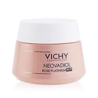 Neovadial rose platinium revitalizing & replumping night care (night cream) (for mature & dull skin) 251205 50ml/1.69oz