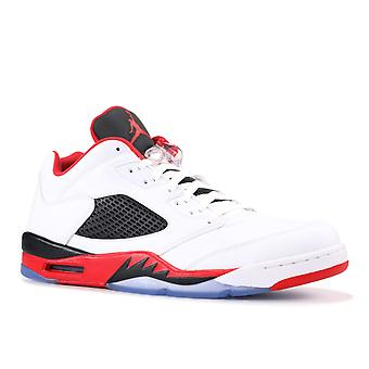Air Jordan 5 Retro Low - 819171 - 101 - chaussures
