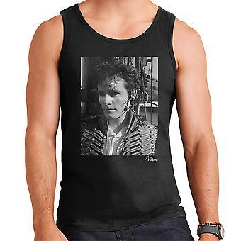 Adam antský princ okouzlující černobílci ' s vest