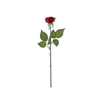 Soga 5Pcs Artificial Silk Flower Rose Bouquet Table Décor