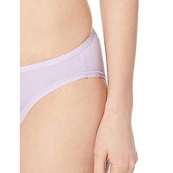 Essentials Women's 6-Pack Cotton Bikini Underwear, Wildflowers, M