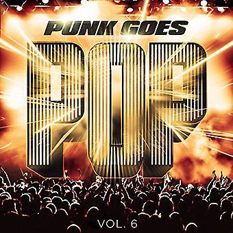Various Artist - Punk Goes Pop 6 [CD] USA import