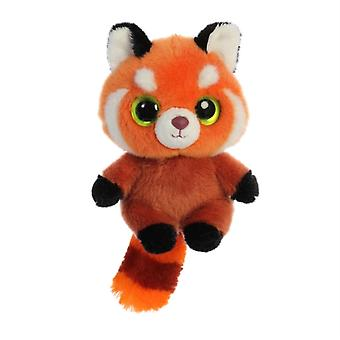 YooHoo Hapee Red Panda Soft Toy 12cm