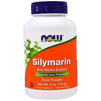 Ora Alimenti, Silymarin, Polvere Pura, 4 oz (113 g)