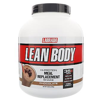 Labrada Nutrition, Lean Body, Hi-Protein Meal Replacement Shake, Chocolate, 4.63