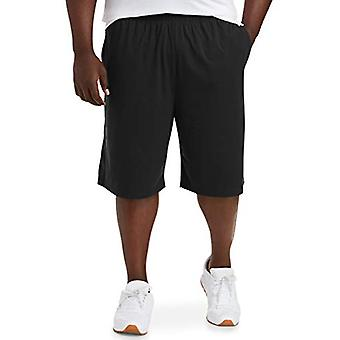 Essentials Men&s Big & Tall Big & Tall Performance Cotton Short,...