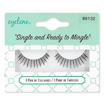 Eyelene Fake Eyelashes - Eloise 88132 - Slightly Graduated Length Falsies