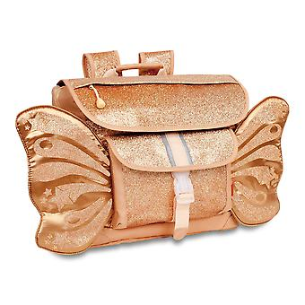 Sparkalicious Gold Butterflyer Backpack (Small)