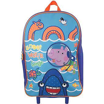 Peppa Pig George SCOTTY Trolley Bag