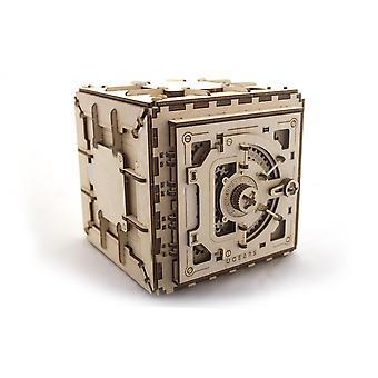 Model Safe UGears 3D Wooden Model Kit