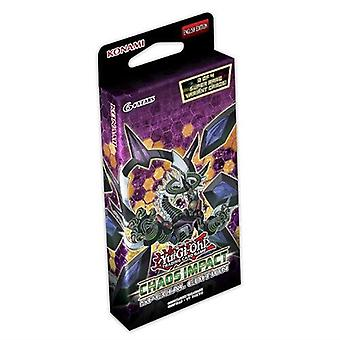 Yu-Gi-Oh CISE Chaos Impact Special Edition (Pack of 10)